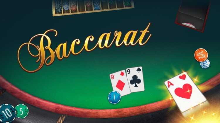 บาคาร่า baccarat